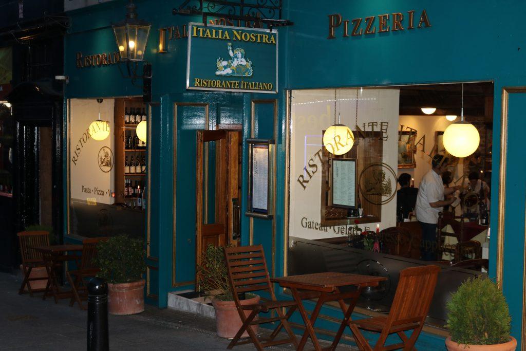 Home Italia Nostra Stirling