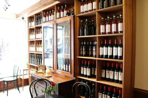 Fine selection of authentic italian wine to compliment your meal